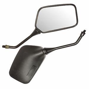 Motor bike mirrors